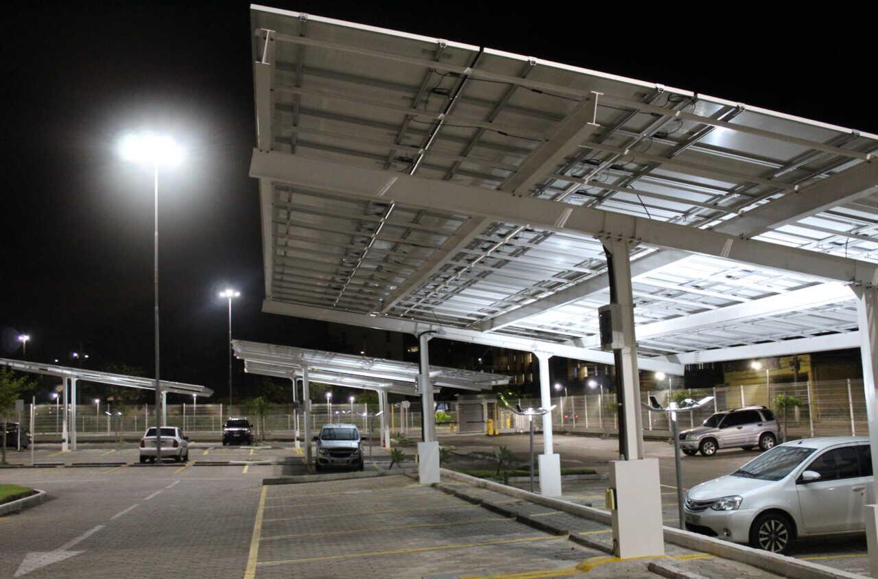 JFES substitui 3500 lâmpadas da sede por LED