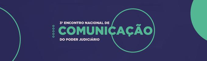 Banner Encontro Comunicação Cnj