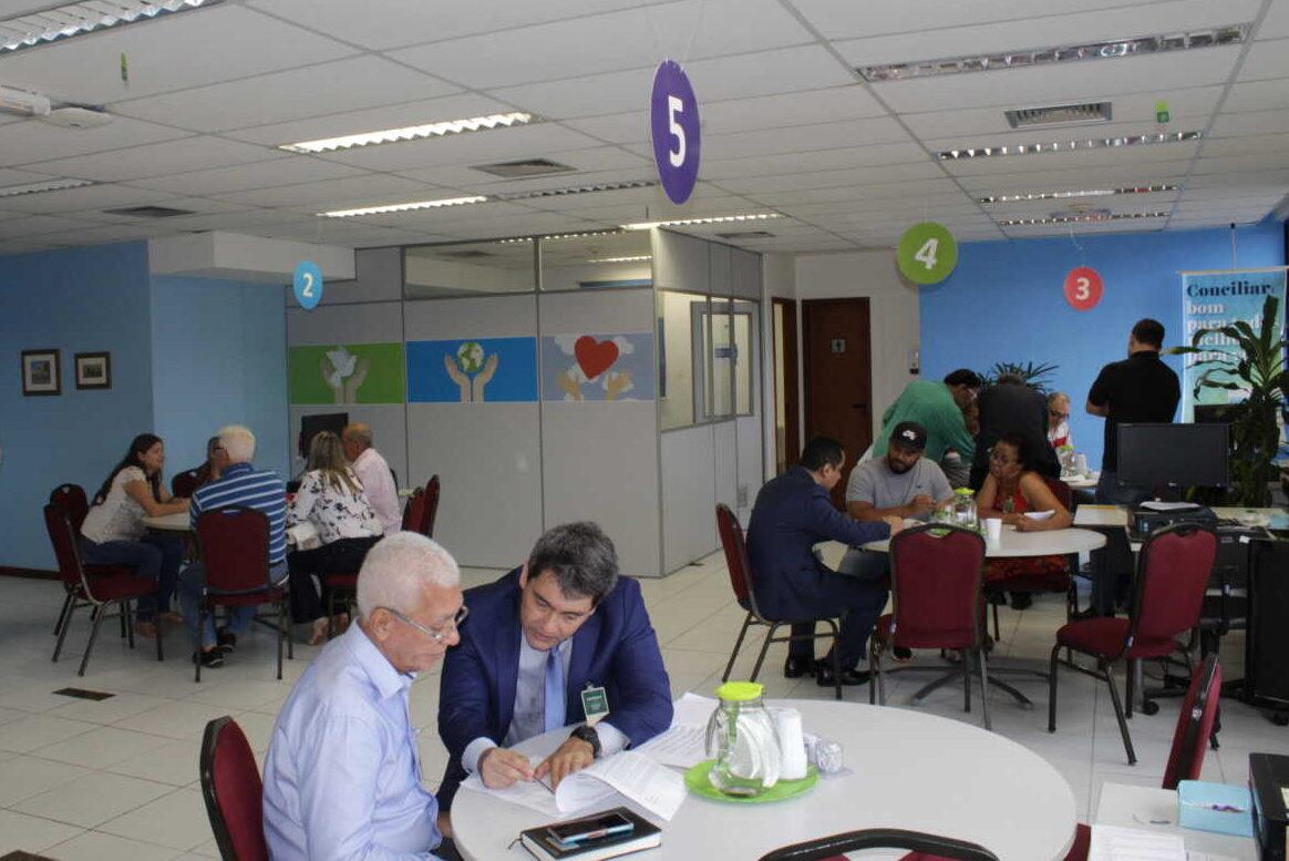 Centro de Solução de Conflitos realiza 906 audiências de conciliação em outubro e novembro