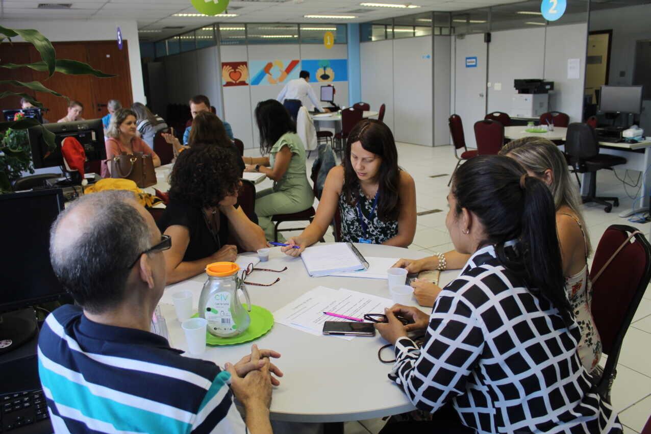 Servidores se preparam para atuar como conciliadores voluntários