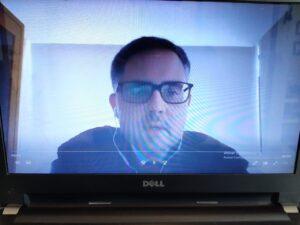 Dr Fernando Audiência Virtual Ventiladores