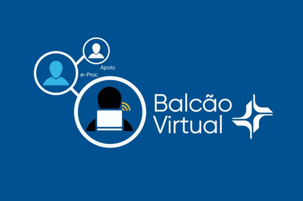 Balcão Virtual Internet