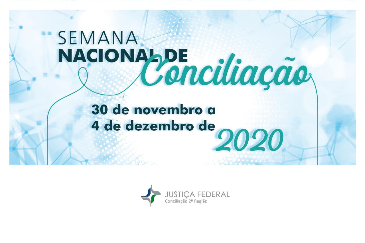 Semana Nacional de Conciliação: de forma inédita, TRF2 promoverá acordos com inscritos na dívida ativa da União*