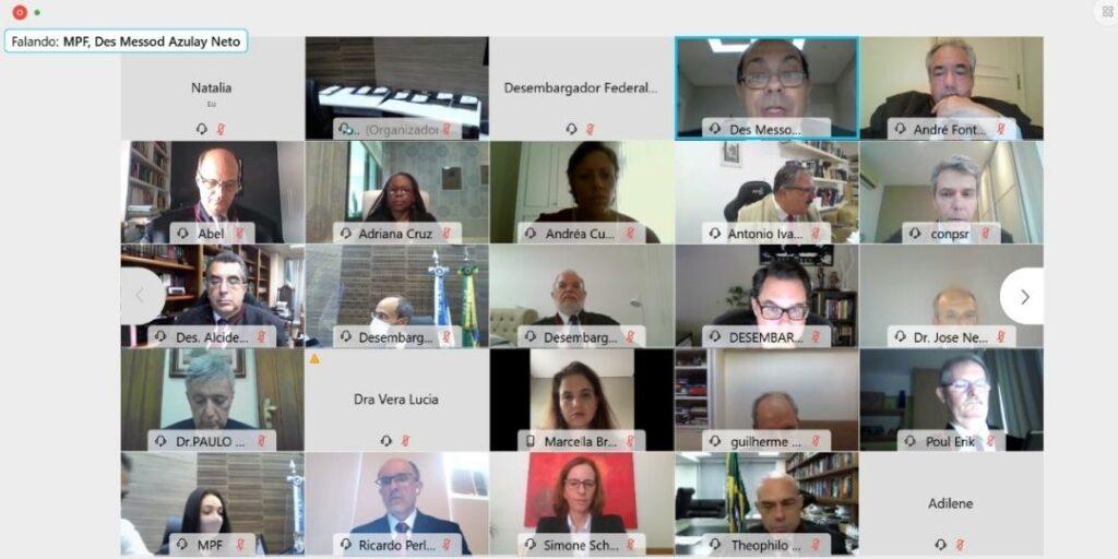 Sessão Nova Diretoria Trf2 Cisco Site