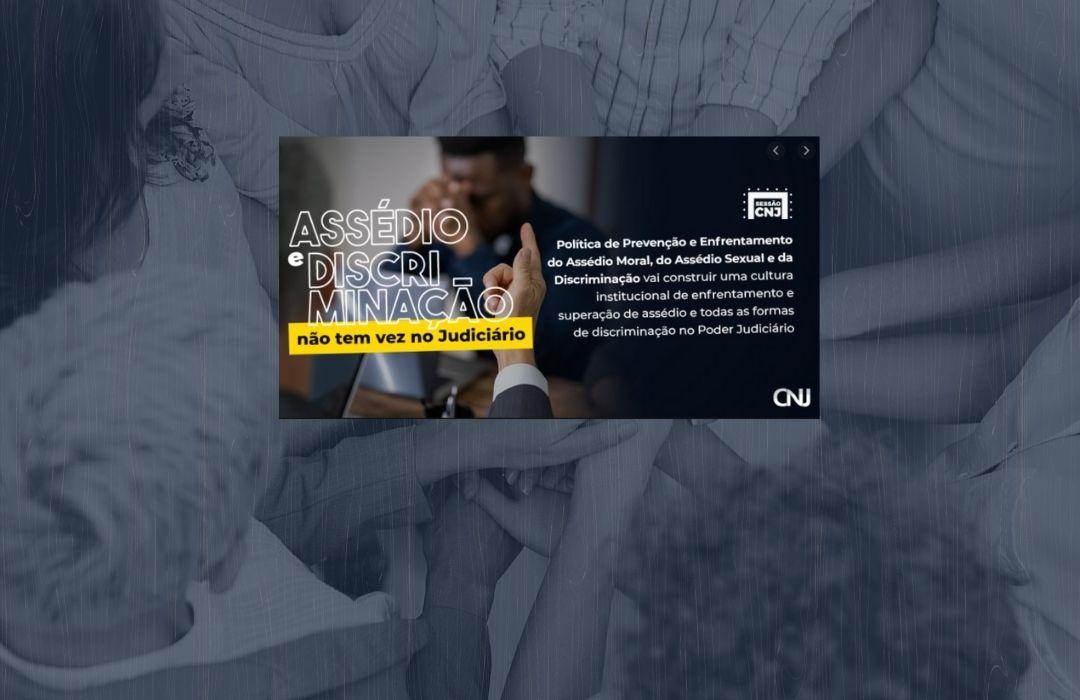 JFES institui comissão de prevenção e enfrentamento do assédio moral e sexual