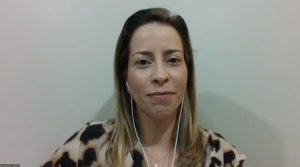 Dra Aline Tela Assédio