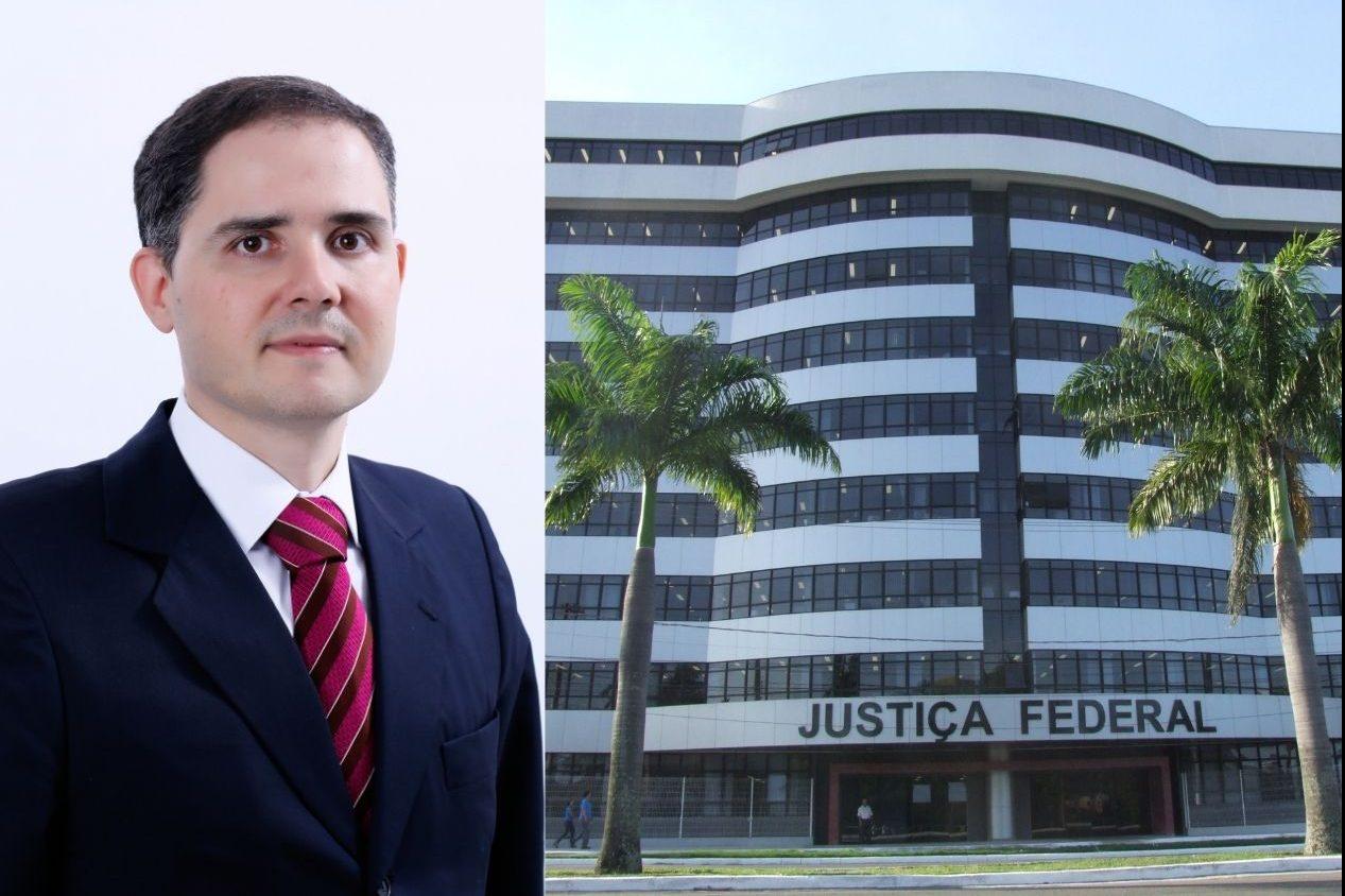 Fernando Mattos é o novo diretor do foro da Justiça Federal do ES