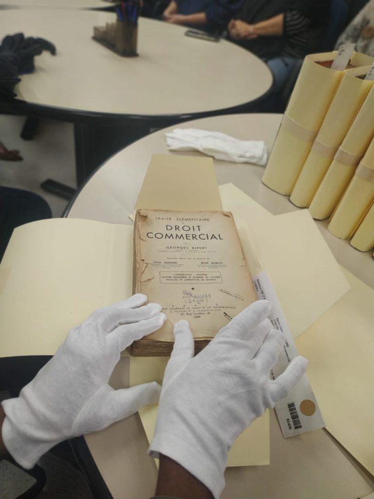 Biblioteca Trf2 Foto 1