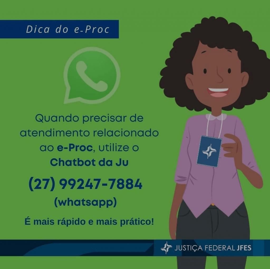 Inovares Imagem Projeto Fale Com A Ju Eproc