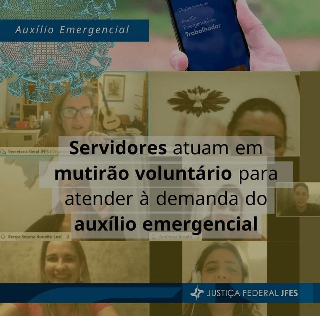 Inovares Imagem Projeto MutirÃo Do AuxÍlio Emergencial