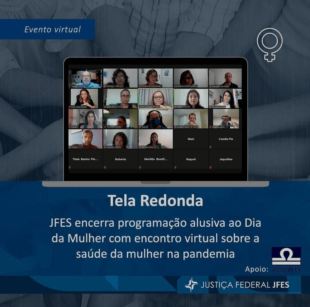 Inovares Imagem Projeto Tela Redonda
