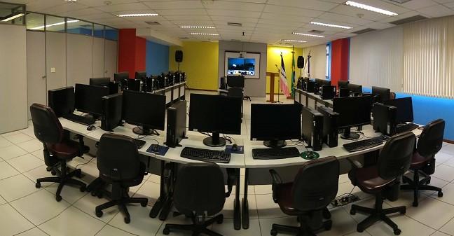 Sala de Capacitação Multiuso