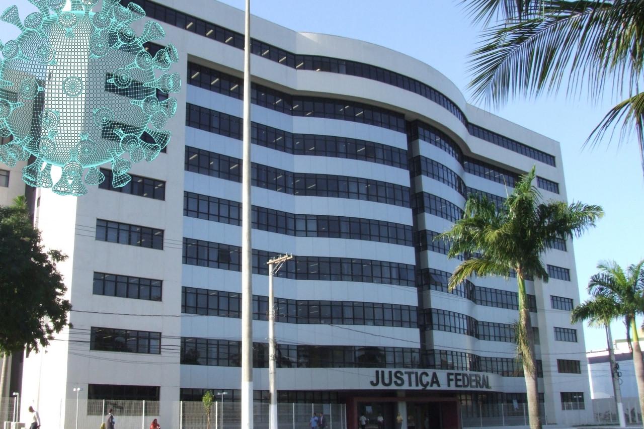 Justiça Federal do Espírito Santo retoma o atendimento presencial em seus prédios a partir de 2 de agosto
