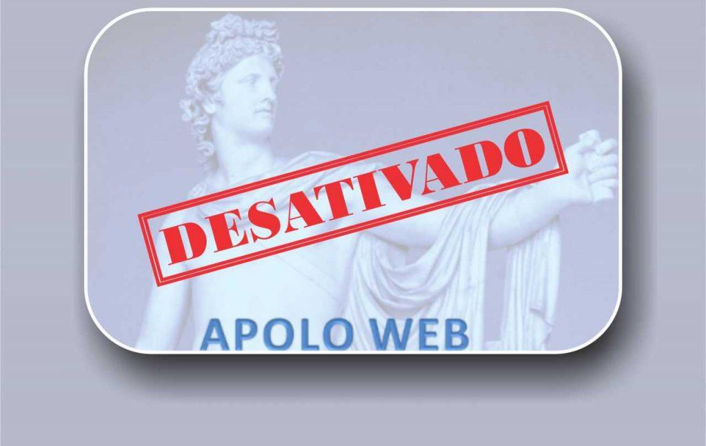 Figura Apolo Desativado