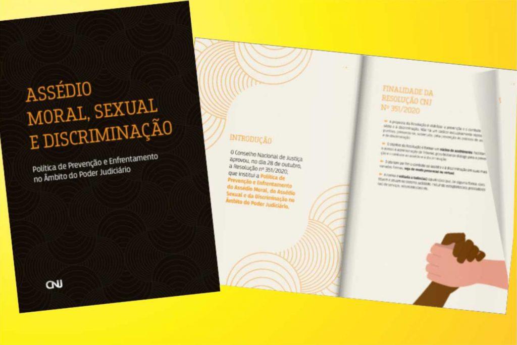Cartilha Assédio Amarela