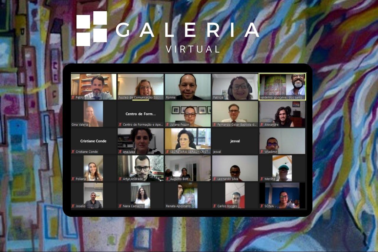 """JFES inaugura """"Galeria Virtual"""", espaço para exposição e divulgação da arte capixaba"""